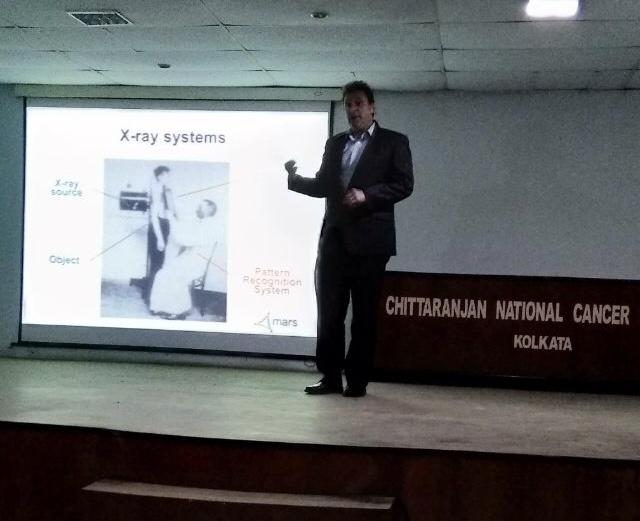 Genetix Biotech roadshow takes MARS technology into India