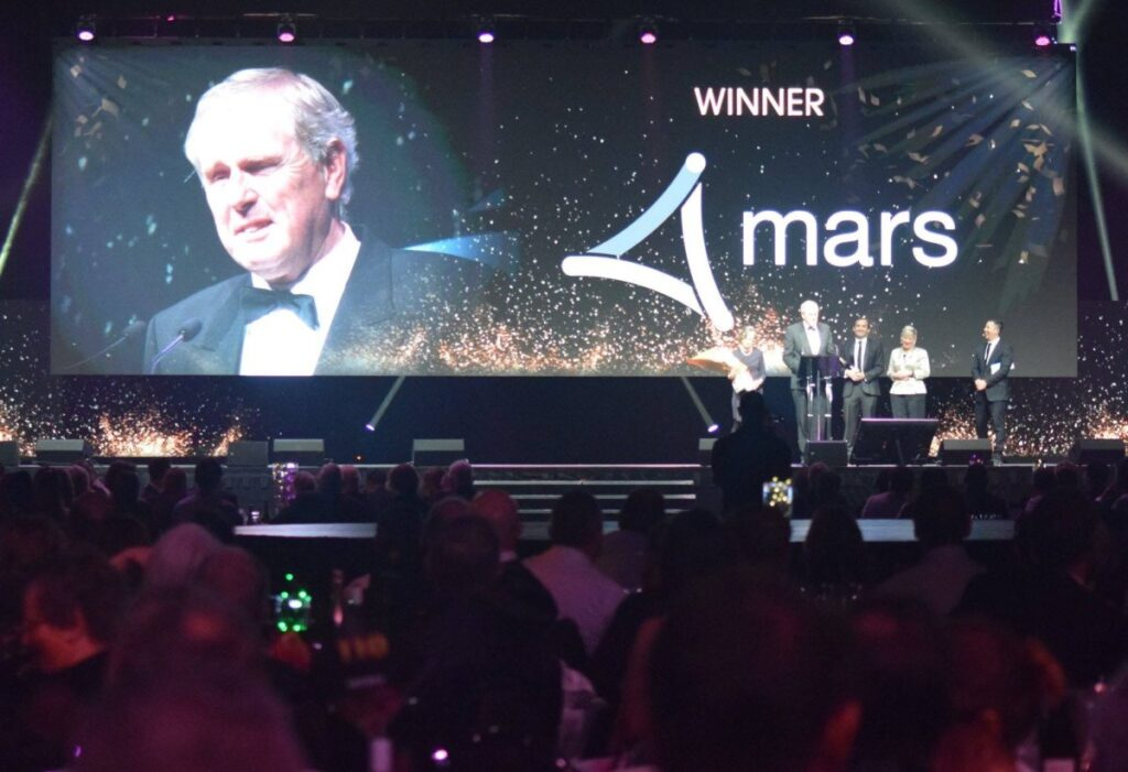 MARS Bioimaging takes home Supreme Champion in Small Enterprise award