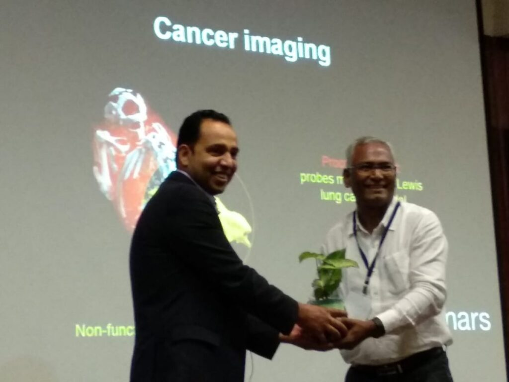 ACTREC (Tata Memorial Centre) preclinical imaging and drug discovery workshop