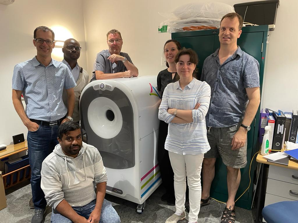First point-of-care MARS photon-processing scanner installed at Pacific Radiology
